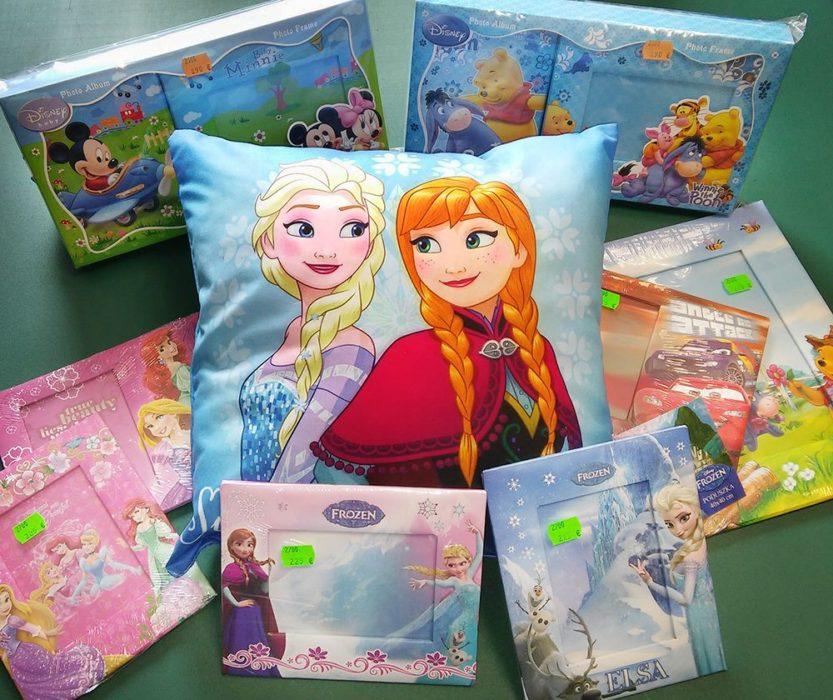 Nový tovar – Disney Frozen albumy a rámiky